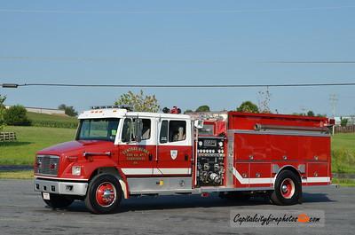 Central Berks Fire Co. (Centerport) Engine 38: 1994 Freightliner/Central States 1250/1500