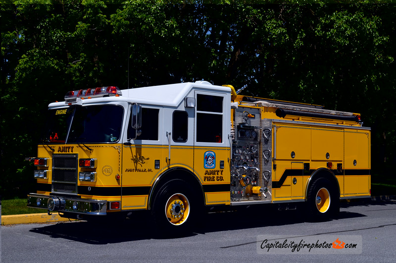 Amity Engine 49-1: 2003 Pierce Dash 1250/1500 (X-Lower Frederick, PA)