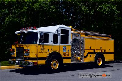 Amity Engine 49-1: 2003 Pierce Dash 1250/1500 (X-Lower Frederick, PA)