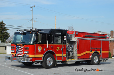 Birdsboro Engine 7:2012 Pierce Saber 1750/1700