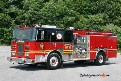 Bernville Engine 29: 2004 Seagrave 1500/500/30