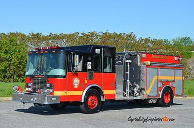 Birdsboro Engine 7-1: 2000 HME/New Lexington