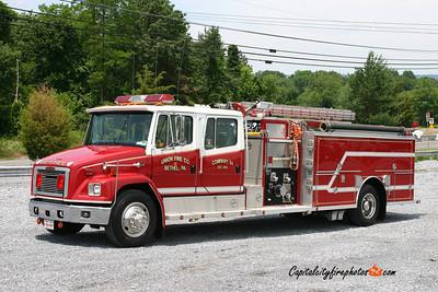 Bethel Engine 54: 1996 Freightliner/Central States 1500/1000