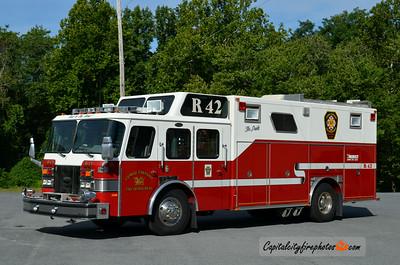 Cumru Township Rescue 42: 1992 E-One