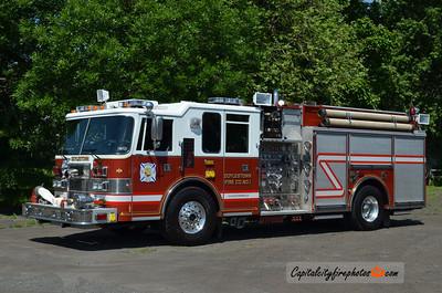 Doylestown Engine 19: 1997 Pierce Dash 2000/1000/75