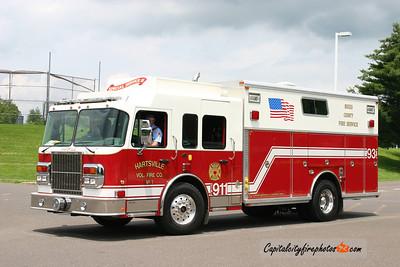 Hartsville Special Service 93: 1986 Saulsbury/2006 Spartan/Swab