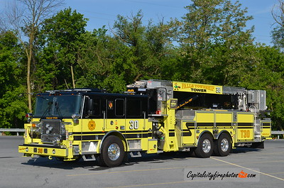 Falls Township Tower 30: 2016 Seagrave/Aerialscope 95'