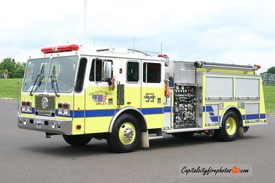Bristol Engine 53: 1995 KME Renegade 1250/750/50/50