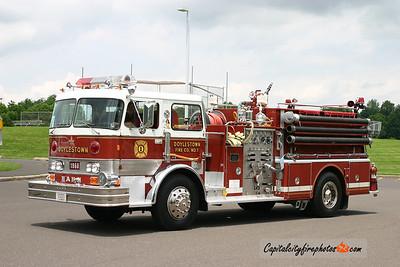Doylestown Engine 79-1: 1968/84 Hahn 1000/750