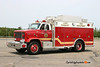 Lake Harmony X-Rescue 17: 1987 GMC/Saulsbury (replaced in 2012)