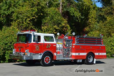 Lake Harmony Engine 17: 1988 Mack 1000/1000 (X-Delran, NJ)