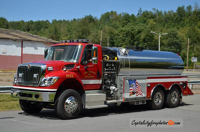 Lehigh & Lausanne Tanker 1932: 2011 International/US Tanker 750/300