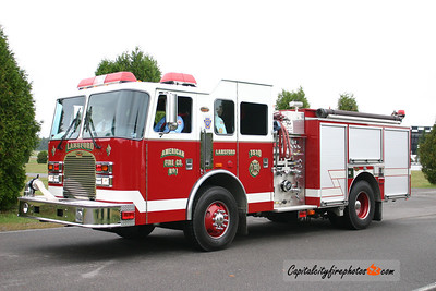 Lansford Engine 1510: 2005 KME 1500/500/40