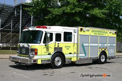 Aquashicola Rescue 151: 2006 American LaFrance/RD Murray