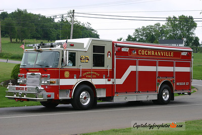 Cochranville Rescue 27: 2006 Pierce Arrow XT