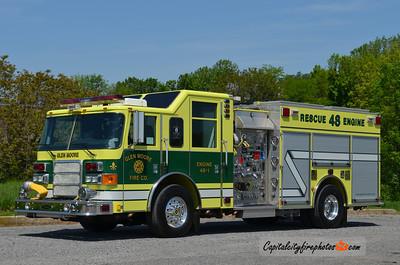 Glen Moore Engine 48-1: 2006 Pierce Enforcer 1750/750/50