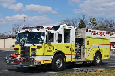 East Brandywine Engine 49: 2004 Pierce Dash 2000/750/30