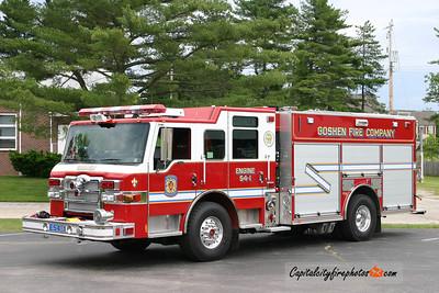 Goshen Engine 54-1: 2010 Pierce Velocity 'PUC' 1500/750/40