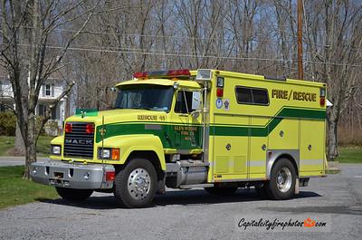Glen Moore Rescue 48: 1991 Mack/Swab