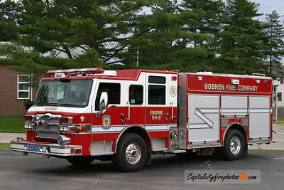Goshen Engine 54-2: 2009 Pierce Velcity 'PUC' 1500/750/30