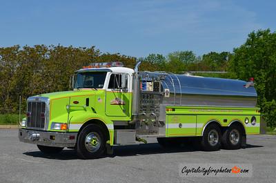 Avondale Tanker 23: 1992 Mack MR/2005 4 Guys 1250/1500