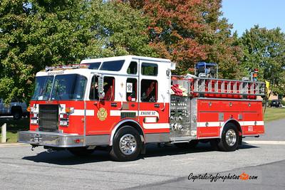 Brookhaven Engine 52: 1993 Spartan Gladiator/M&W 1500/1000