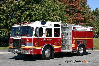 Collingdale Engine 06-1: 2003 E-One Cyclone/Saulsbury 1750/500