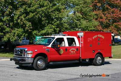 Boothwyn Utility 40-6A: 2009 Ford F350/Omaha
