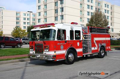 Briarcliffe Engine 75-1: 2005 Spartan/Ferrara 1500/500