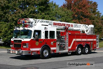 Brookhaven Quint 52: 2008 Spartan/Smeal 2000/600 75'