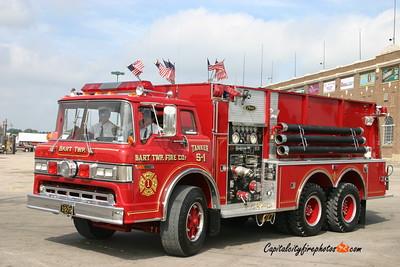 Bart Township X-Tanker 5-1: 1981 Ford/Pierce 1000/2500