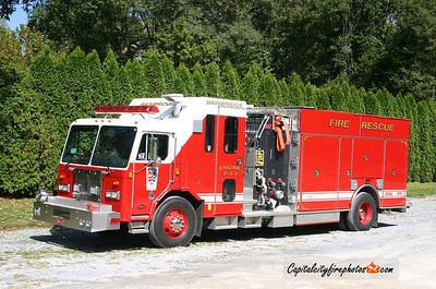 Bainbridge Engine 7-1-1: 1997 Peterbilt/New Lexington 1750/750/40