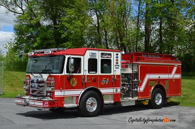 Bart Township Engine 51-2: 2015 Pierce Enforcer 1750/1000