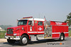 Bainbridge Engine 7-1-2: 2003 Peterbilt/Semo 1250/1000  (** sold to Happyland FD, Ada, OK in 2019 **)
