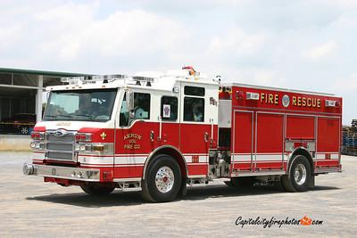 Akron Engine 1-2-2: 2009 Pierce Velocity 'PUC' 1500/800