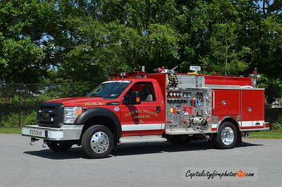 Alcoa Mill Products Engine 98-1: 2013 Ford F-550/Pierce 1000/0/250