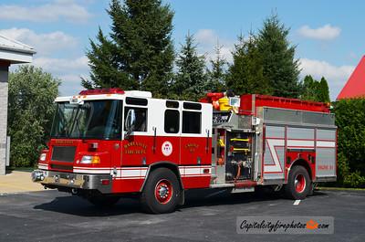 Bareville Fire Co., Leola Engine 31-1: 1998 Pierce Quantum 2000/1000