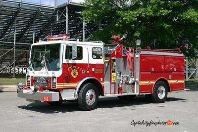 Coplay Engine 512: 1986 Mack/LTI 1250/500