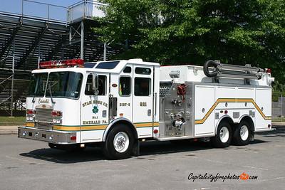 Emerald Tanker 621: 1999 KME 1500/2500