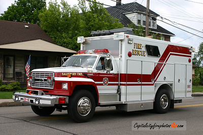 Eastern Salisbury X-Rescue 20-41: 1989 Ford/E-One