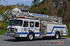 Fountain Hill Ladder 3431: 2003 E-One Typhoon 1500/500 75'
