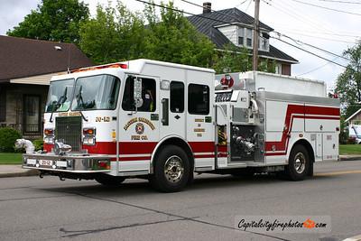 Eastern Salisbury Engine 20-12: 1999 Spartan/Smeal 2000/1000