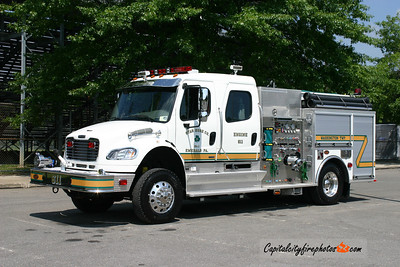 Emerald Engine 611: 2007 Freightliner/KME 1500/500