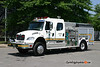 Emerald Engine 611: 2007 Freightliner/KME 1500/500