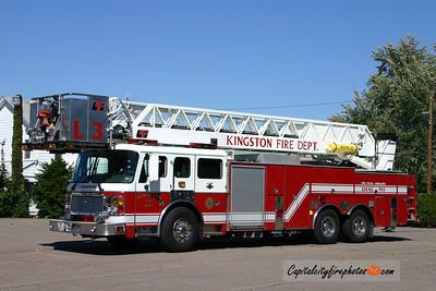 Kingston Truck 149: 2001 American LaFrance/LTI 85'