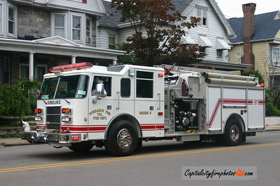 Dorrance Township Engine 6: 2001 Pierce Dash 1750/1000