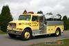 Harwood Tanker 191: 1999 KME/International 500/1800