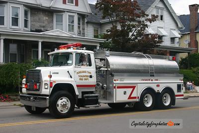 Dorrance Township Tanker 146: 1995 Ford L/New Lexington ?/3500