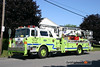 Hazle Township Tower 105: 1983 Mack 75' Aerialscope (X-Roslyn, PA)