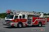 Tobyhanna Township Ladder 2: 2011 Pierce Impel 2000/500 75'